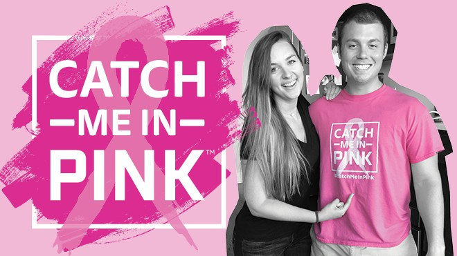 Help Merts Punch Out Breast Cancer