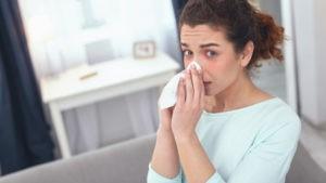 fall allergy season