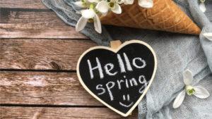 spring to do list