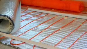 Radiant Heating Flooring