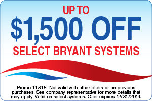 $1500 Select Bryant Systemss