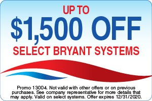 $1500 Select Bryant Systems