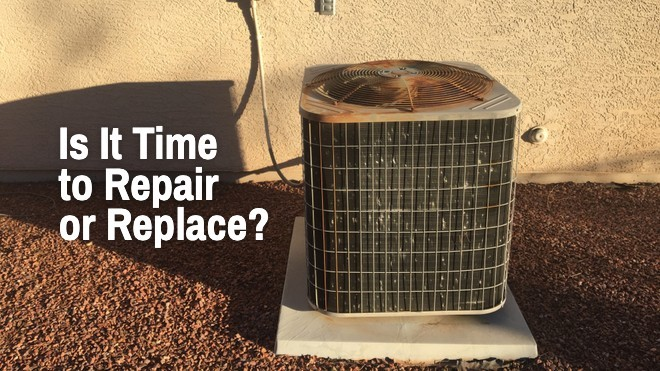 Is It Time to Repair or Replace My Air Conditioner?