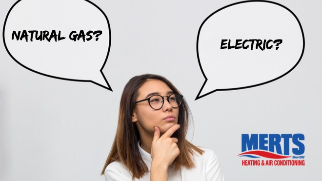 Is Natural Gas Or Electric Better For Heating My Home?