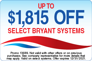 $1850 Select Bryant Systems
